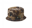 CAMOUFLAGE ALL MESH HAT