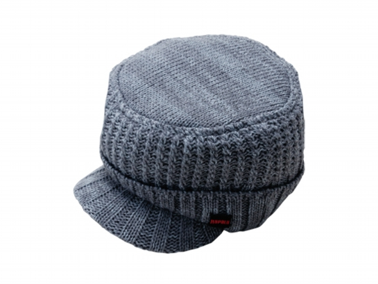 KNIT & FLEECE VISOR WORK CAP